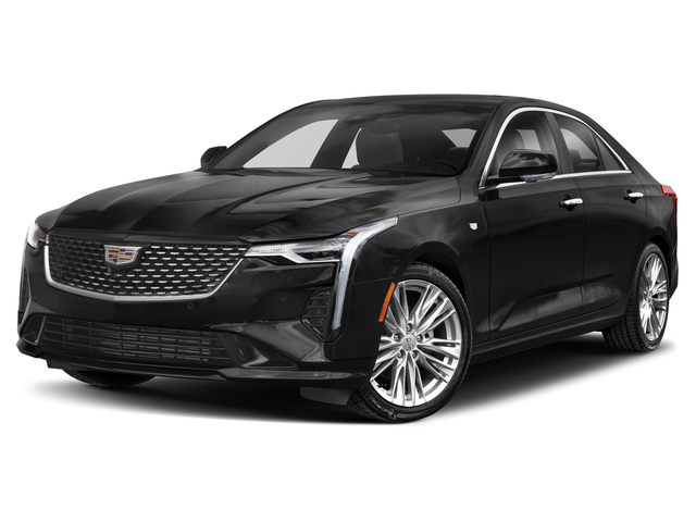 2020 CADILLAC CT4-V Sedan