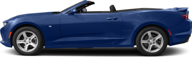 2020 Chevrolet Camaro Convertible 2LT