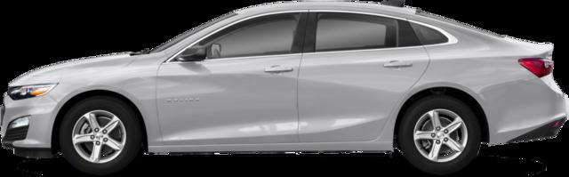 2020 Chevrolet Malibu Sedan LS w/1LS