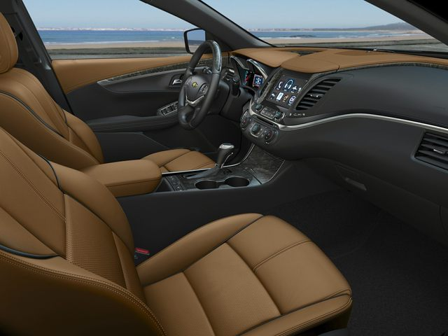 2020 Chevrolet Impala Front Seat