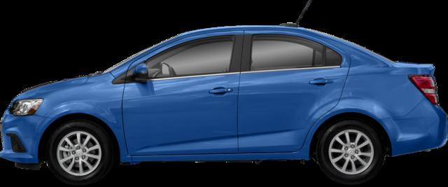2020 Chevrolet Sonic Sedan Premier