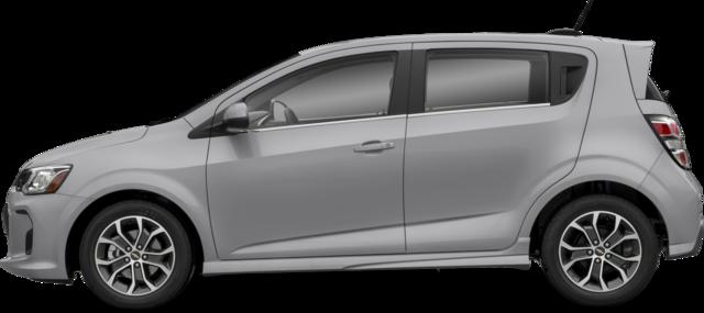 2020 Chevrolet Sonic Hatchback LT w/1FL