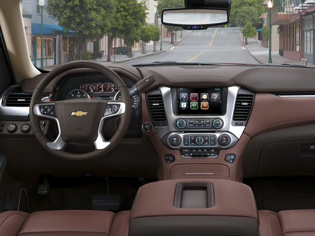 2020 Chevrolet Tahoe Front Seat