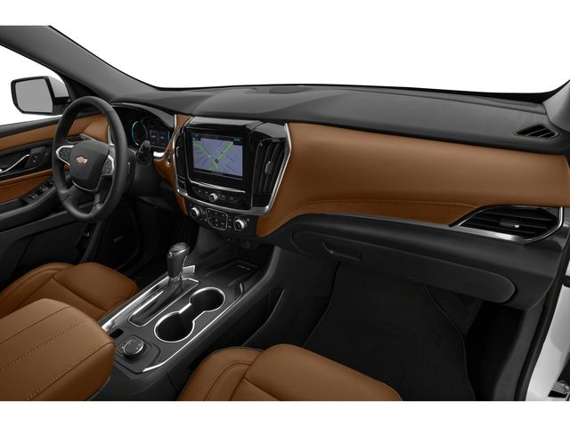 2020 Chevrolet Traverse Driver Interior