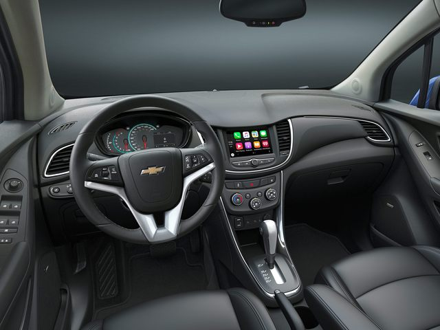 2020 Chevrolet Trax Front Seat