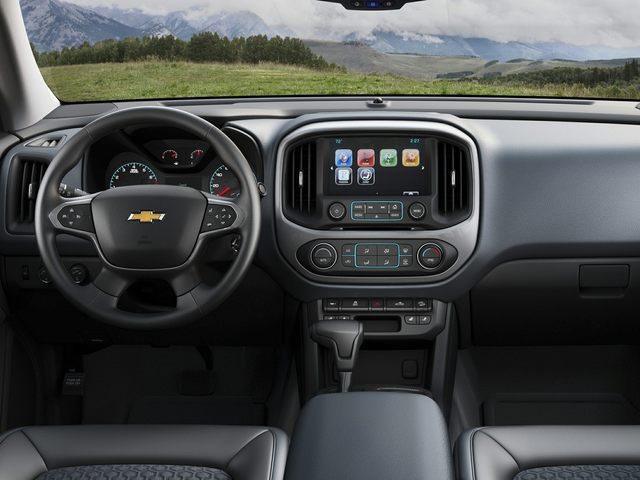 2020 Chevrolet Colorado Front Seat