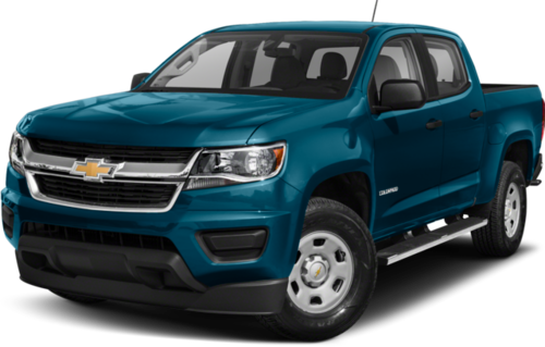 2020 Chevrolet Colorado Truck