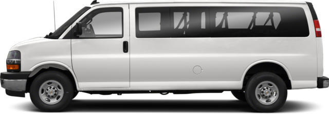 2020 Chevrolet Express 2500 Van LS