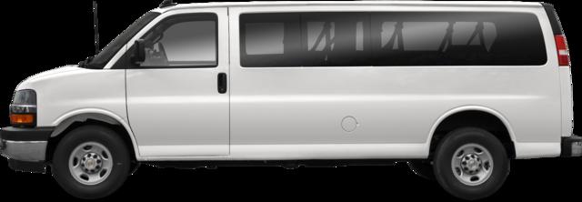 2020 Chevrolet Express 3500 Van LT