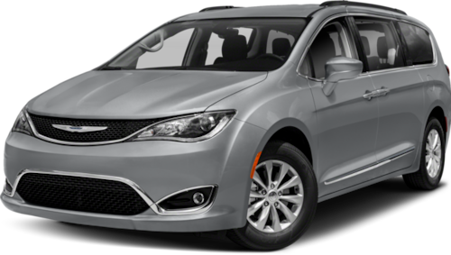 2020 Chrysler Pacifica Van