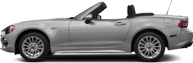 2020 FIAT 124 Spider Convertible Classica