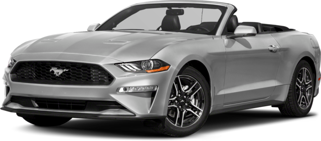 2020 Ford Mustang Convertible