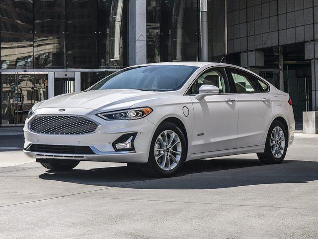 2020 Ford Fusion Energi Sedan