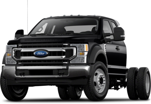 2020 Ford F-450 Chassis Truck
