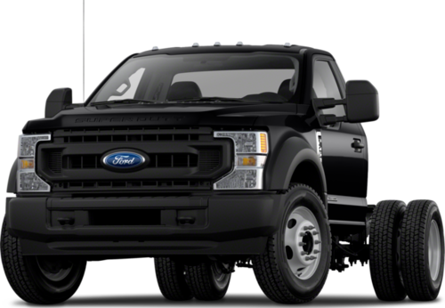 2020 Ford F-600 Chassis Truck
