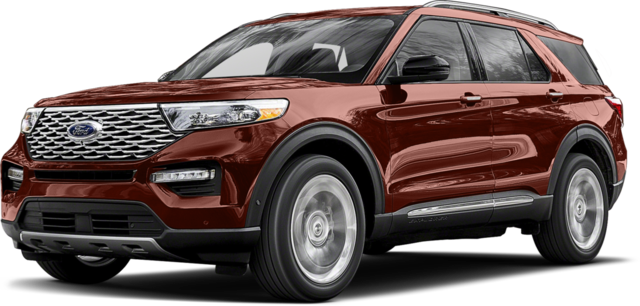 2020 Ford Explorer SUV XLT