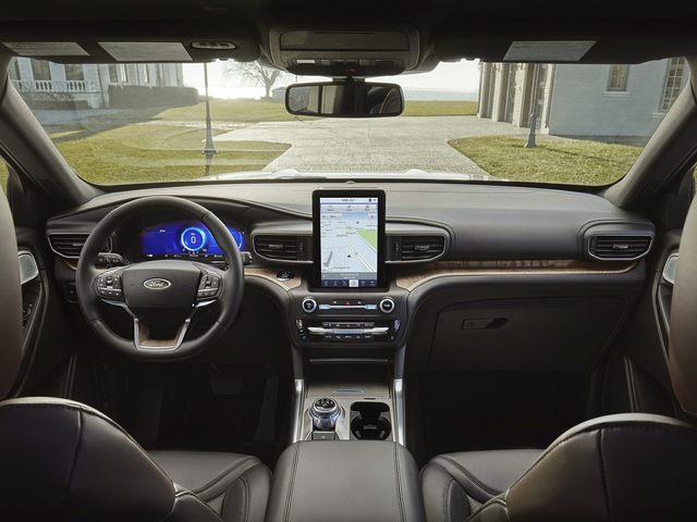 New Ford Explorer Technology