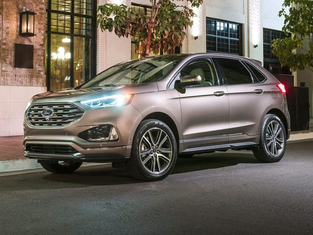 New Ford Edge Gold