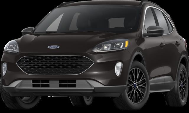 2020 Ford Escape PHEV SUV Titanium