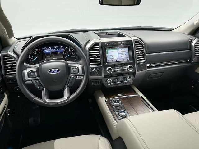 Ford Expedition Driver Interior
