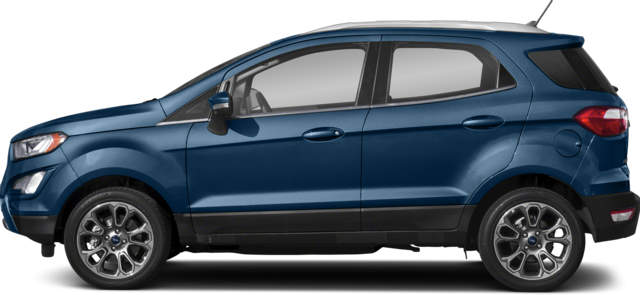 2020 Ford EcoSport SUV S