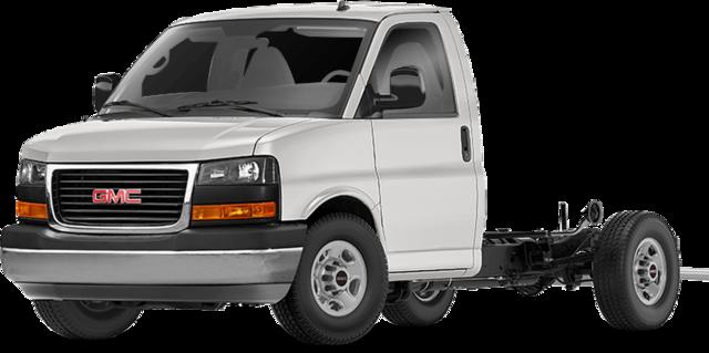 2020 GMC Savana Cutaway Truck Work Van