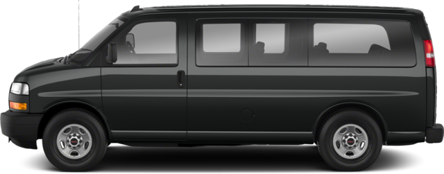 2020 GMC Savana 2500 Van LS