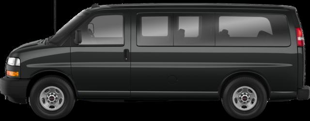2020 GMC Savana 3500 Van LT