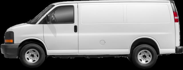 2020 GMC Savana 3500 Van Work Van