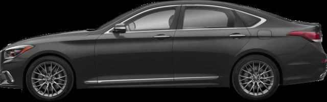 2020 Genesis G80 Sedan 3.3T Sport RWD