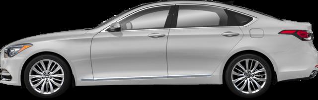 2020 Genesis G80 Sedan 5.0L Ultimate RWD