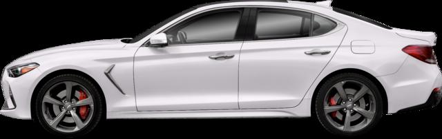 2020 Genesis G70 Sedan 2.0T Sport M/T RWD