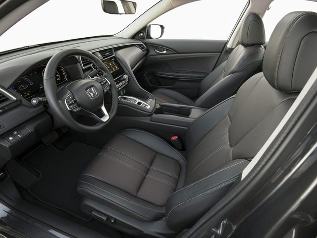 2020 Honda Insight Front Seat