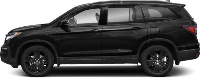 2020 Honda Pilot SUV Black Edition AWD
