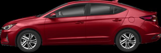 2020 Hyundai Elantra Sedan SEL w/SULEV