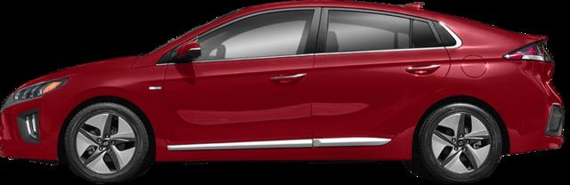 2020 Hyundai Ioniq Hybrid Hatchback SEL