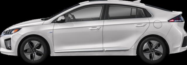 2020 Hyundai Ioniq Hybrid Hatchback Limited