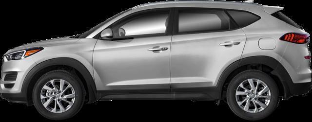 2020 Hyundai Tucson SUV Value