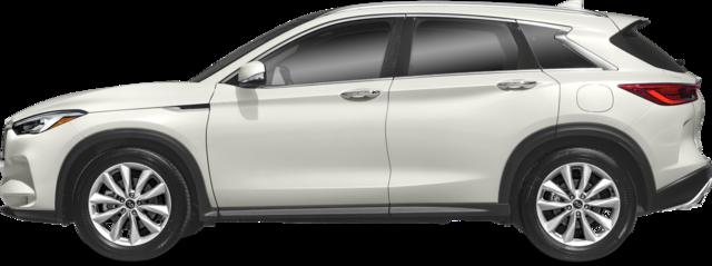 2020 INFINITI QX50 SUV LUXE