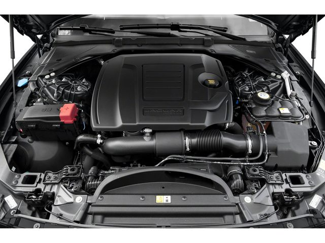 2020 Jaguar XF Engine