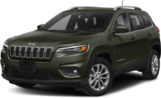 2020 Jeep Cherokee in Concord