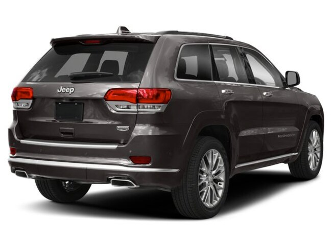 New 2020 Jeep Grand Cherokee Summit For Sale in Bellevue ...