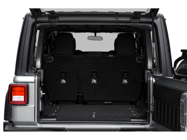 New 2020 Jeep Wrangler UNLIMITED SAHARA 4X4 For Sale in ...