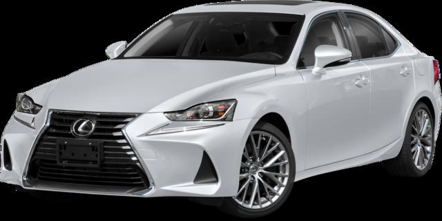2020 Lexus IS 300 Sedan