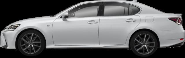 2020 Lexus GS 350 Sedan F SPORT