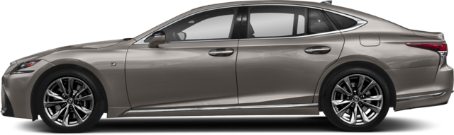 2020 Lexus LS 500 Sedan F SPORT