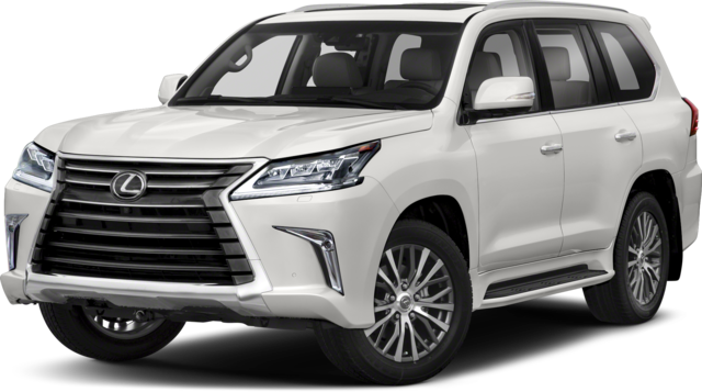2020 Lexus LX in Charleston