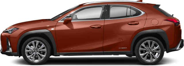 2020 Lexus UX 250h SUV F SPORT