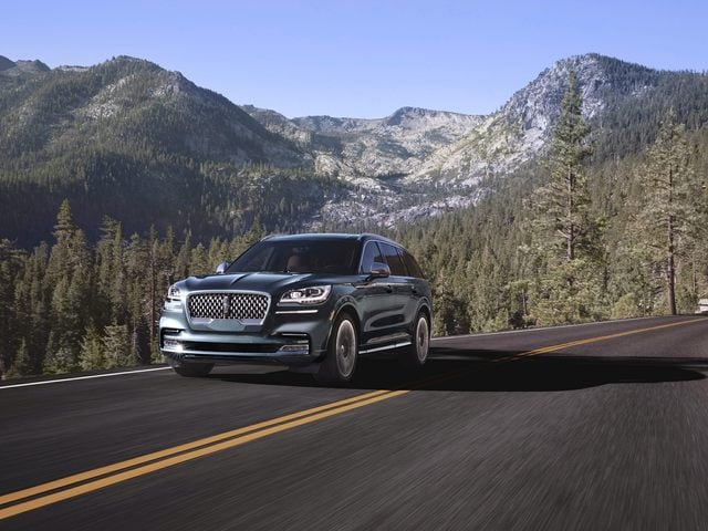New 2020 Lincoln Aviator For Sale At Fair Oaks Lincoln