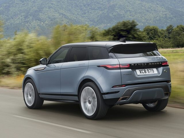 Range Rover Evoque >> 2019 Land Rover Discovery Sport Hse Suv
